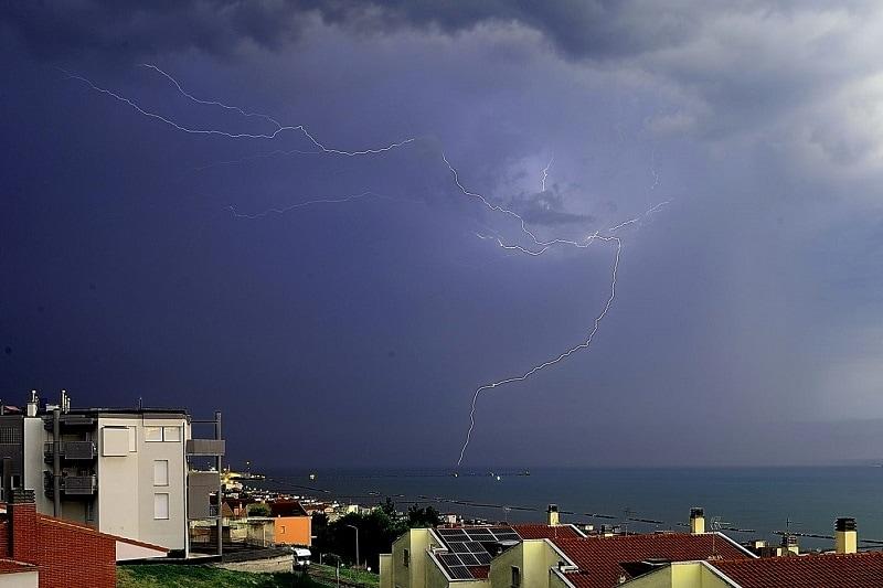 Lampo sul mare_foto di Carlo Marcelli-3