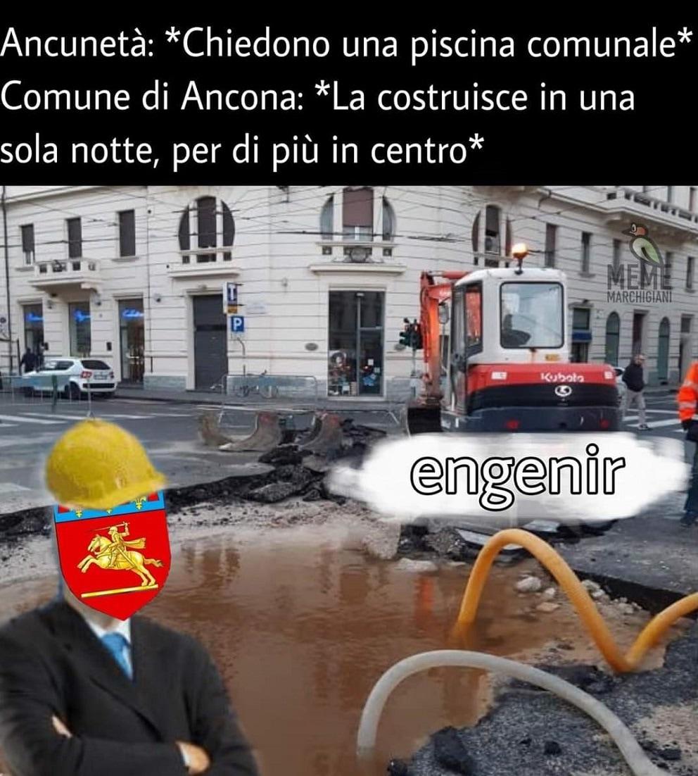 meme tubatura rotta ancona via giannelli-4