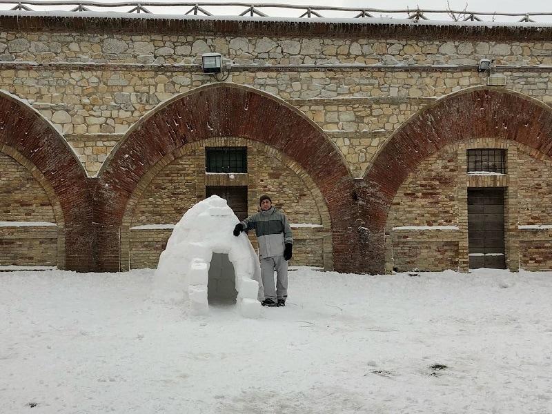igloo forte altavilla, credit foto Tommaso Tamblè-2