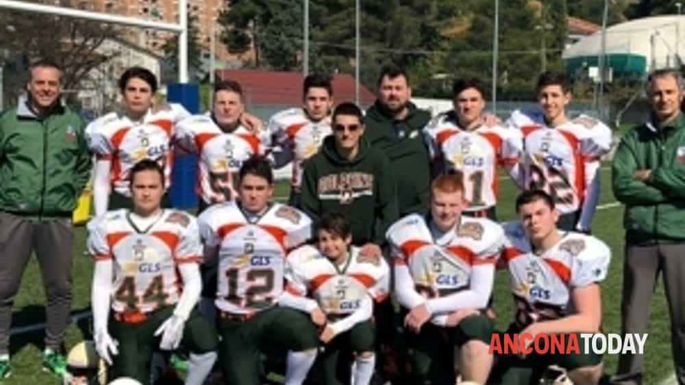 dolphins, l'under 16 esordisce vincendo-2