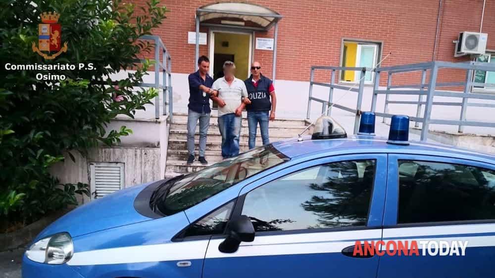 Il ladro arrestato in Abruzzo-3