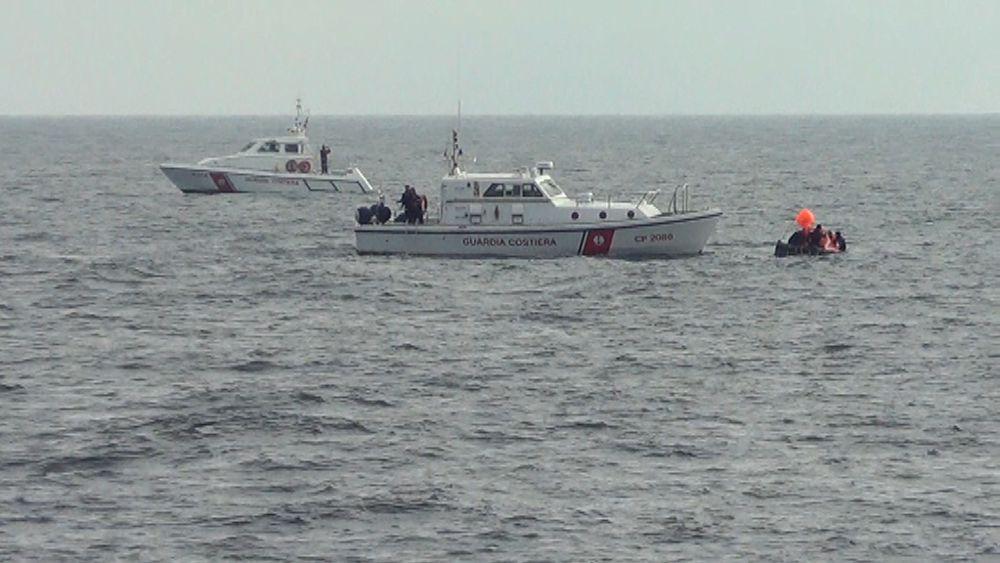 Operazione soccorso internazionale Squalo 2012 (1)