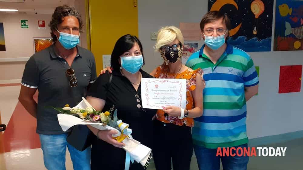 La donazione in memoria di Riccardo Piconi-2