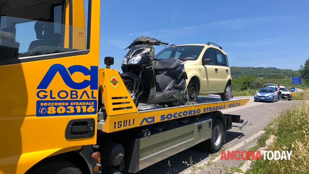 Incidente al Coppo di Sirolo2-2