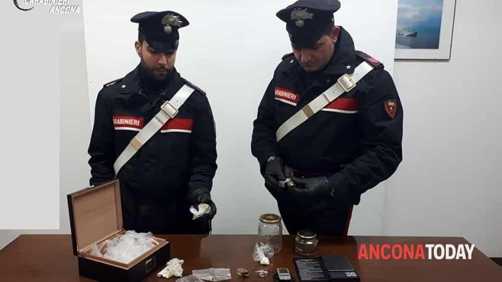 carabinieri loreto camerano droga-2