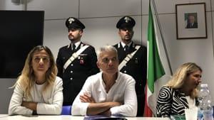 Da sinistra Valentina Bavai, Paolo Gubinelli e Monica Garulli-2