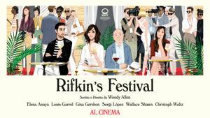 Cinema aperti con il nuovo film di Woody Allen dal 6 maggio nelle migliori sale di Roma