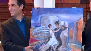 """""""introvisione"""" ospite del padiglione argentina: il movimento artistico spopola anche all'expo di milano-2"""
