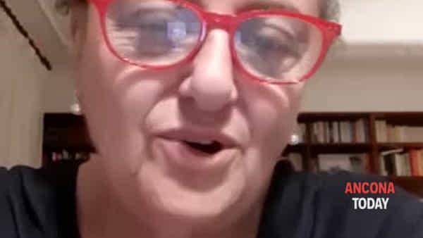 Paolino e la sua asta anti-Covid, il ringraziamento del sindaco Valeria Mancinelli - VIDEO