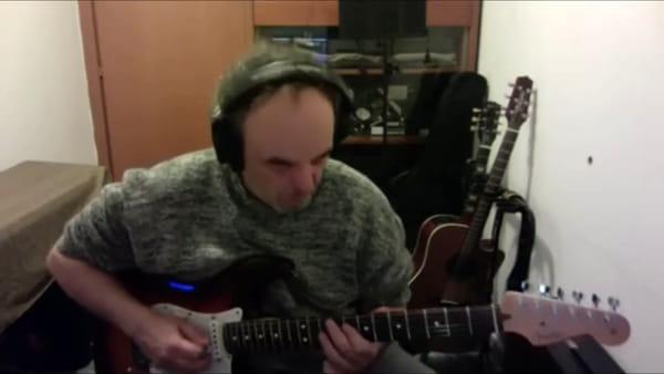 La musica unisce anche a distanza, c'è la jam session virtuale   VIDEO