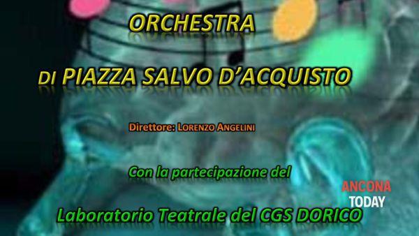 """Corso Carlo Alberto, il concerto di """"Gioventù suonata"""""""
