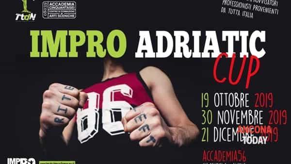 Impro adriatic cup: tre giorni di sfide sul palco