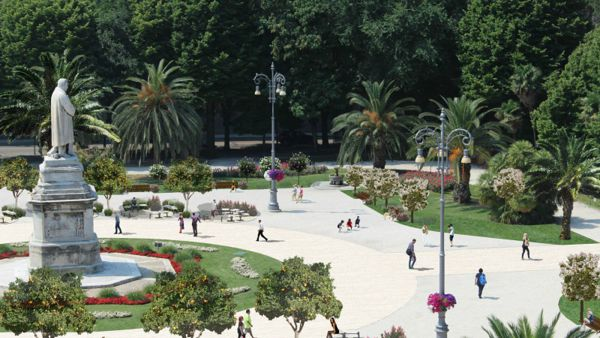 """""""2 mari 1 piazza"""", ecco la nuova Piazza Cavour: il programma dell'inaugurazione"""