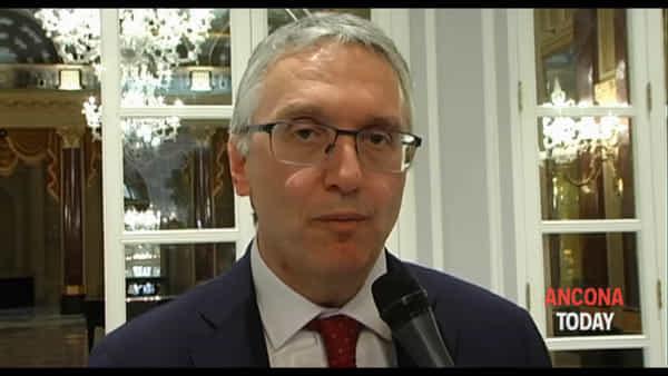 Nuovo volo Ancona - Cina: «Non è solo un viaggio, è la porta per il futuro» - VIDEO