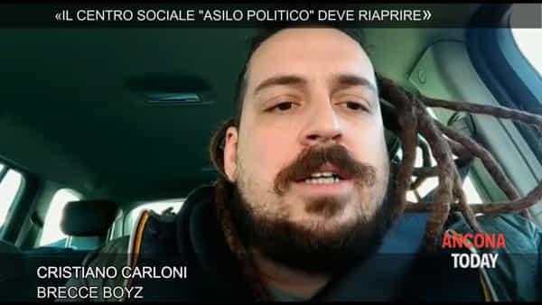 Sigilli al centro sociale, c'è chi dice no: «Riaprite Asilo Politico perché...» - VIDEO