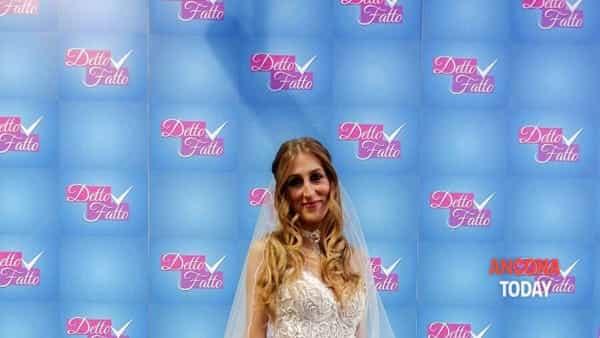 """Abiti da sposa 2018: dalle perle ai fiocchi, ecco i trend """"per dire sì"""""""