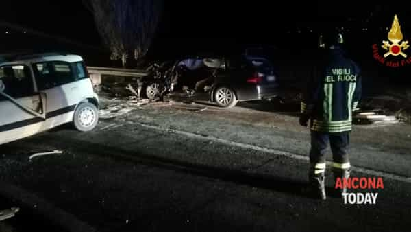 Incidente Serra de' Conti 1-2
