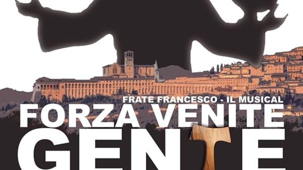 """""""Forza venite gente"""": un omaggio a San Francesco per beneficenza"""