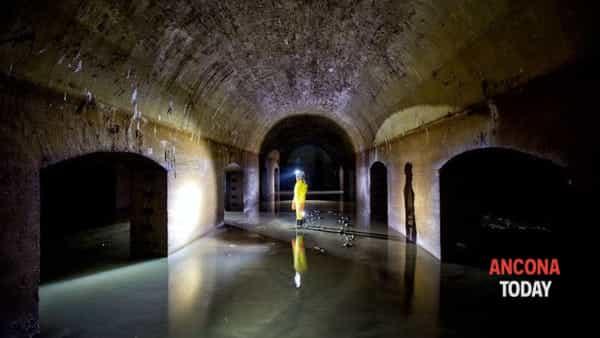 """Ancona sotterranea, alla scoperta dell'acqua """"dal Conero alla fonte del Calamo"""""""