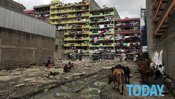 Bidonville di Mukuru a Nairobi - FOTO STEFANO PAGLIARINI4-2