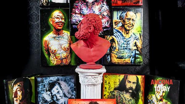 Tattoo is dead, una mostra dedicata alla bellezza della tradizione del tatuaggio