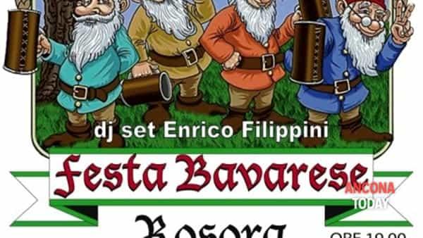 Rosora, venerdì 26 agosto al via la Festa Bavarese