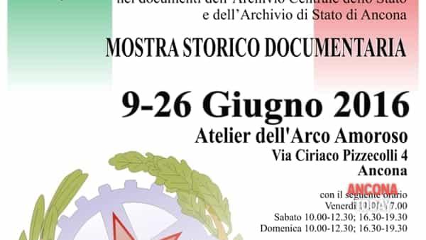 I 70 anni della Repubblica e il voto delle donne, mostra all'Arco Amoroso