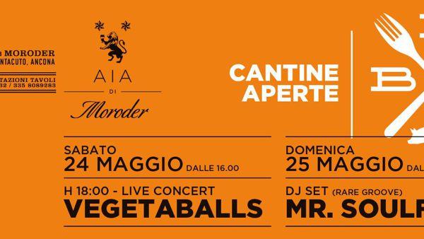 Cantine Aperte 2014: buon cibo, musica e degustazioni da Moroder