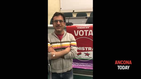Verso le europee, l'appello al voto dei candidati de La Sinistra - VIDEO