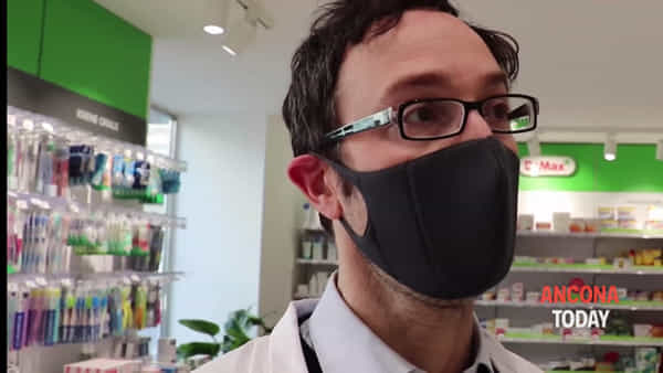 AnconaToday a caccia di mascherine (parte 1), giostra di prezzi e disponibilità limitata | VIDEO