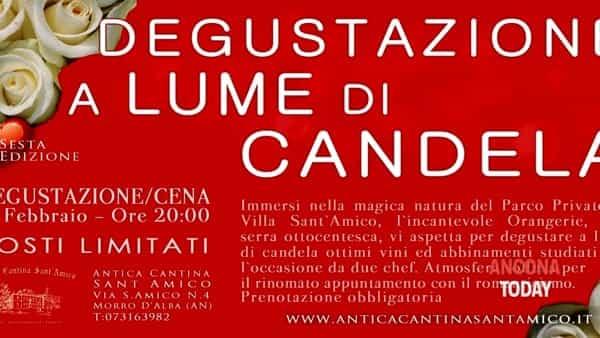 Degustazione a lume di candela - 6 edizione -