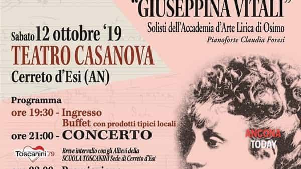 Aperi all'Opera: premio lirico Giuseppina Vitali