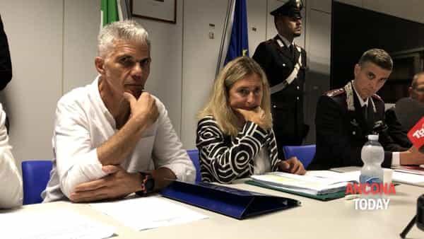 A sinistra Paolo Gubinelli, al centro Monica Garulli e a destra Christian Carrozza-2
