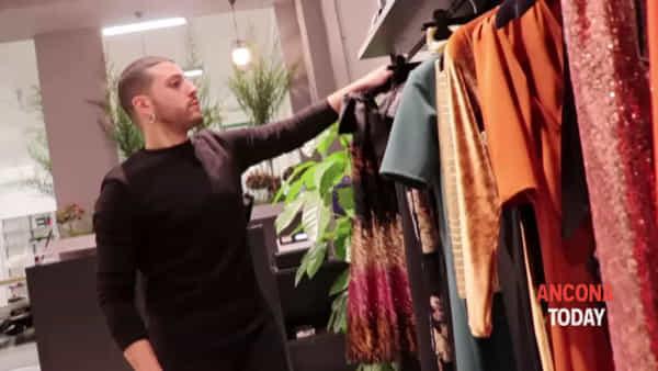 La moda secondo Matteo e l'atelier made in Ancona: «Il centro? No grazie» | VIDEO