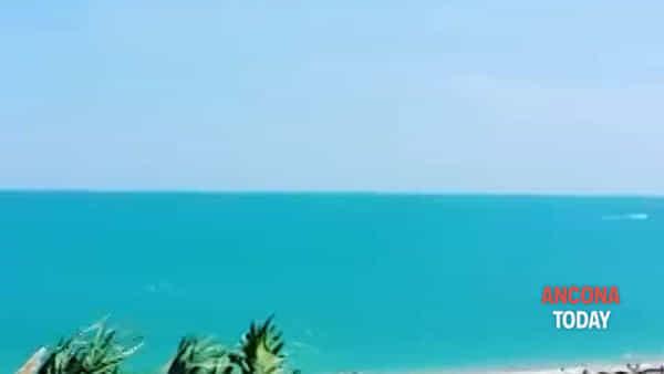 Sole, mare e Conero: che spettacolo il video di Max – GUARDA IL VIDEO