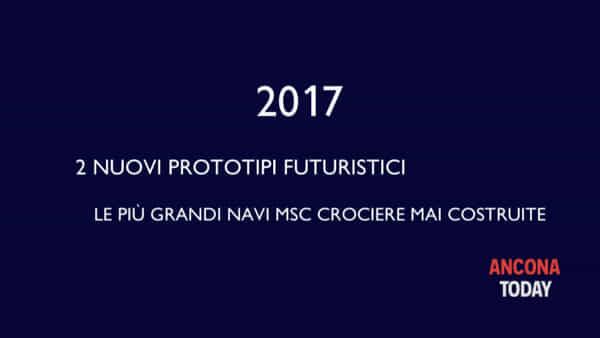 VIDEO | Le navi del futuro Msc
