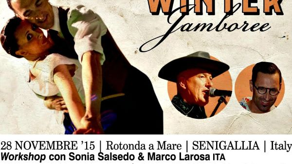 Winter Jamboree, sabato 28 si balla col Lindy Hop e il dj Terry Elliot