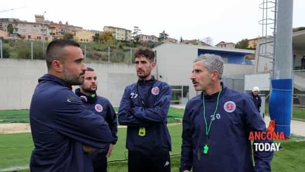 Umberto Marino primo allenamento-2