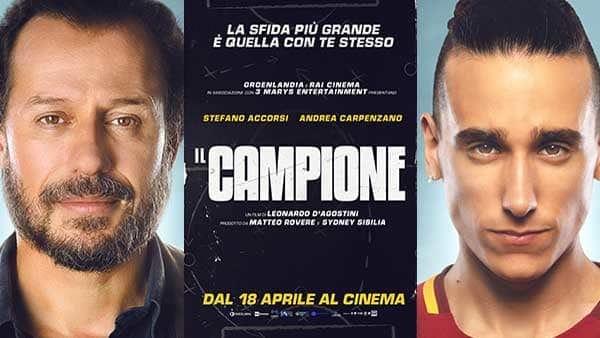 """Prenota il tuo invito omaggio per l'anteprima del film """"Il Campione"""" a Padova"""