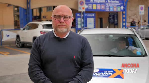 Nogarin ad Ancona: «La mia esperienza a Livorno, a disposizione dell'Europa e Marche» - VIDEO