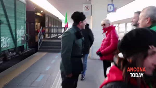 Quel treno da non dimenticare | VIDEO