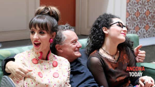 Rumori fuori scena: le sublimi gaffe dei teatranti in scena alle Muse
