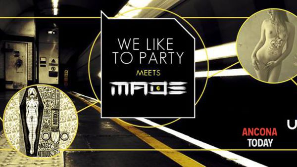 We like to party meets m.a.d.e. - ep. 8 @u-bahn