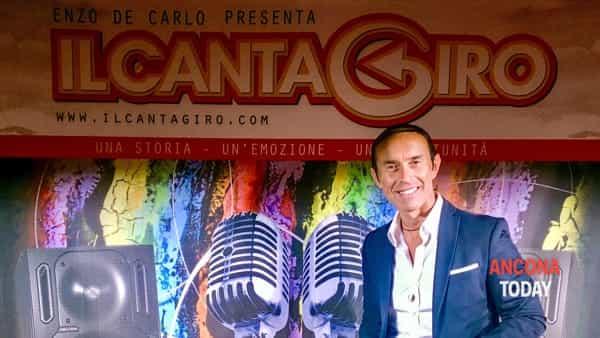 Marco Zingaretti presenta Il Cantagiro 2018-2
