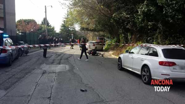 Incidente stradale a Pietralacroce 3-2
