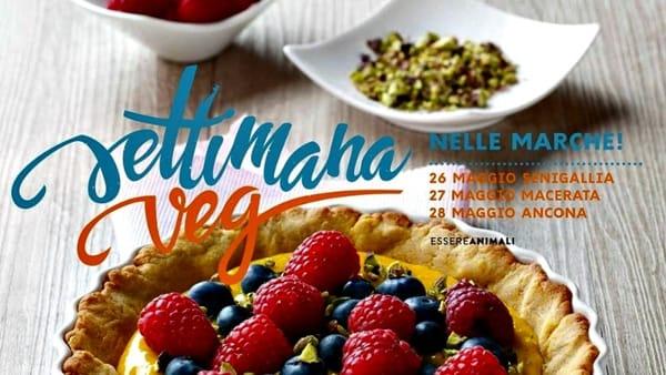 """Settimana veg"", weekend dedicato alla cucina vegana ad Ancona, Senigallia e Macerata"