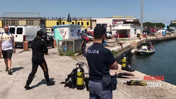 Artigiano scomparso, il sopralluogo della polizia: ricerche anche in mare – VIDEO