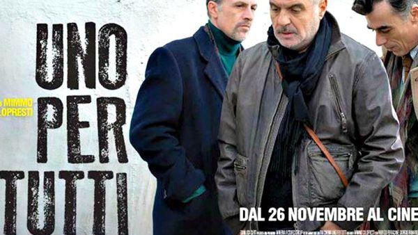 Giorgio Panariello al Cinema Italia sabato 28 novembre