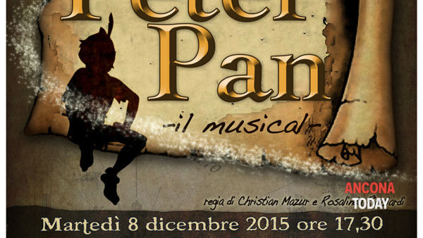 Peter Pan, il musical a Chiaravalle