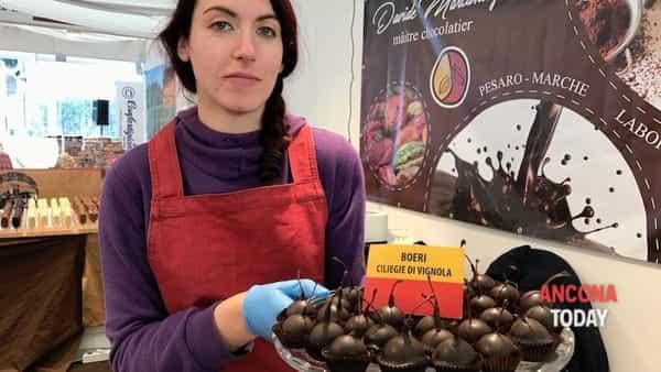 Choco Marche: torna la fiera più golosa in Piazza Pertini